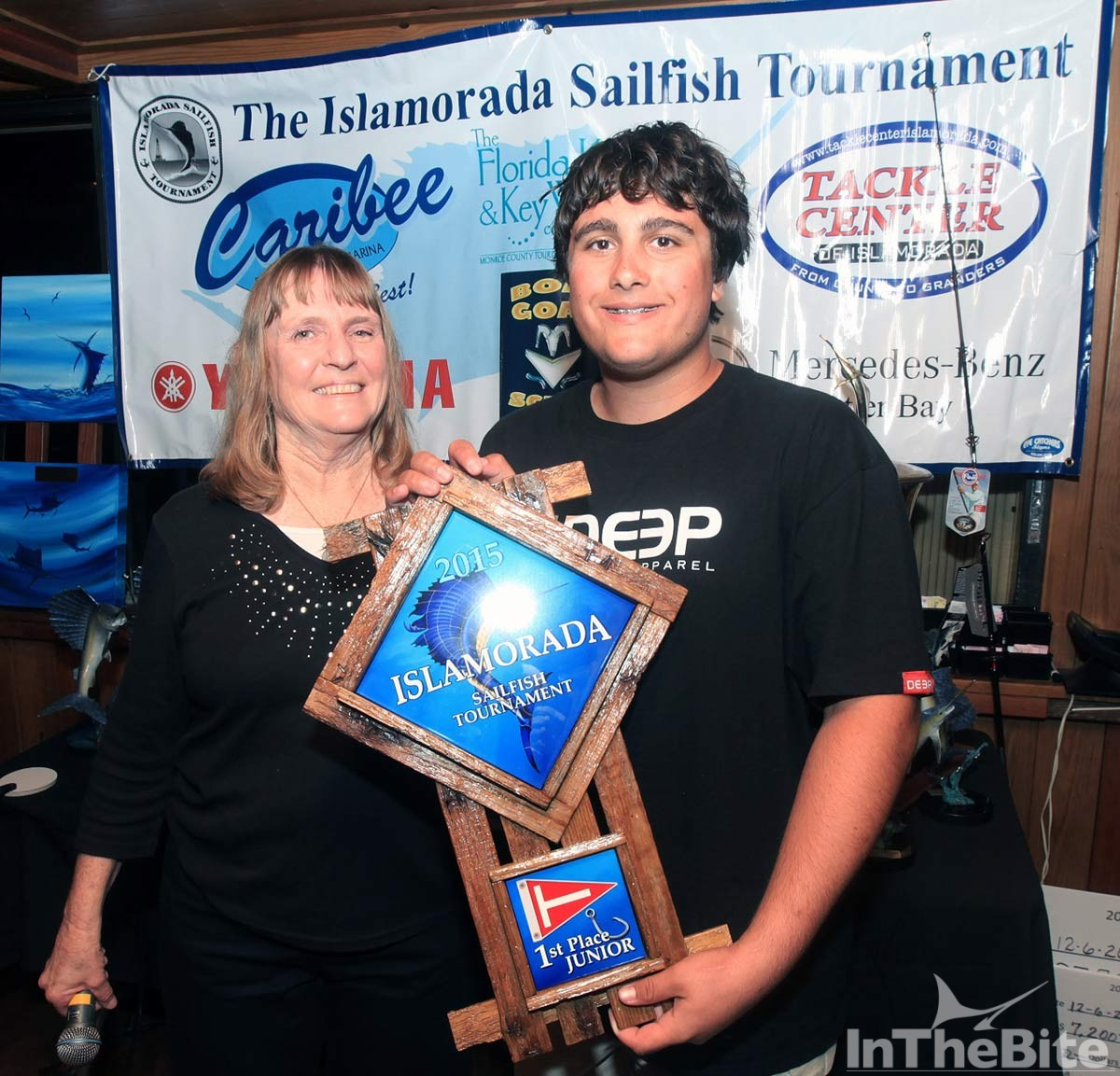 2015 Islamorada Sailfish Tournament Results
